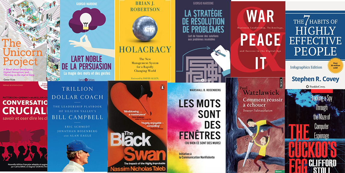 Book covers I read in 2019